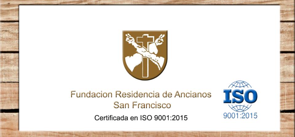 Certificado ISO 9001/2015