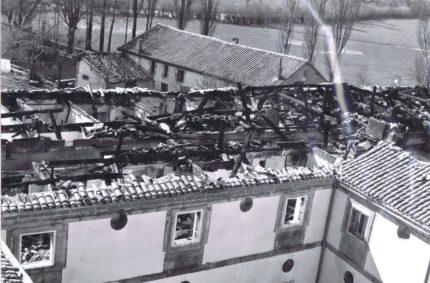 Fotos incendio 1973
